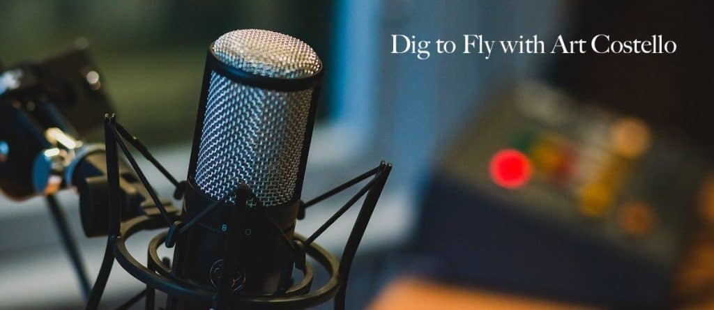 Dig to Fly Interview with Art Costello